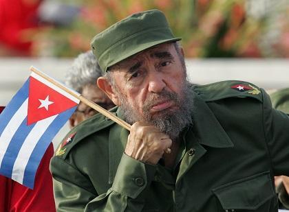 Fidel Castro está activo y preocupado por seguridad alimentaria