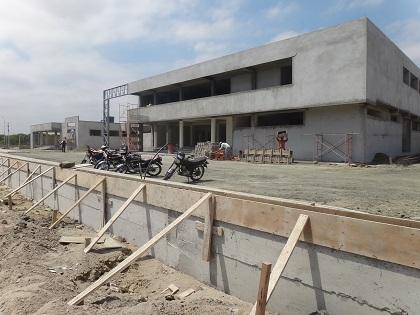 Edificio de la Agencia de Tránsito municipal sería inaugurado en noviembre