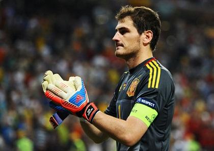 'Ecuador es una selección interesante y que merece respeto', dice Iker Casillas