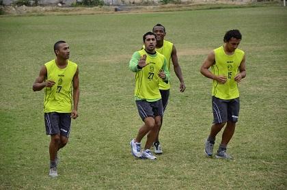 Manta se alista para su encuentro ante Barcelona en Guayaquil