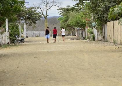 Piden obras en la ciudadela Costa Mar de Jaramijó