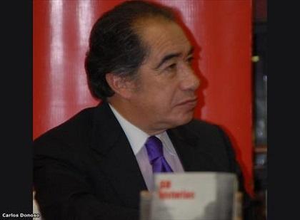 Periodista Jorge Ortiz se recupera de un infarto