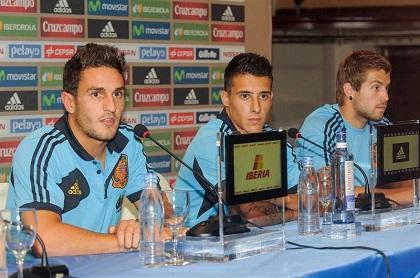Españoles inician nueva etapa en Ecuador de cara al próximo Mundial