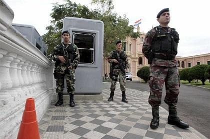 4.000 policías velarán por seguridad durante asunción de Horacio Cartes