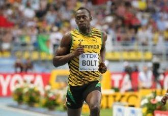 Bolt pide disculpas a Dios en twitter