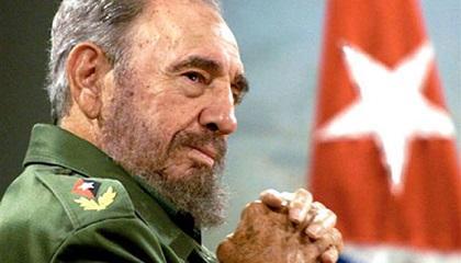 FARC felicita a Fidel Castro por su cumpleaños