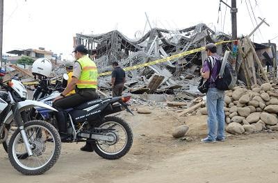 Santo Domingo: El 70 por ciento de las construcciones son informales