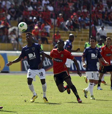 Independiente ganó 2 a 1