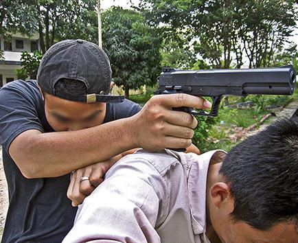 Los asesinos en serie y su 'modus operandi'