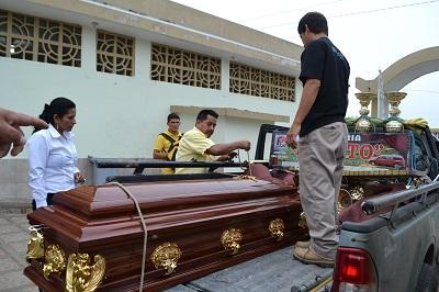 Fumigador muere a causa de un accidente de tránsito