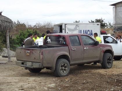 Hombre asesinado de seis balazos en Manta tendría antecedentes