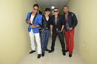 El grupo 'Mapalé' lanza su cuarto disco