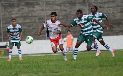 Águilas y Colorados se enfrentan a equipos de Manabí