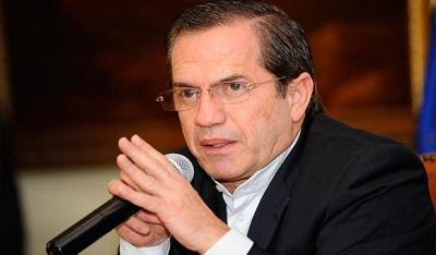 Ecuador no asiste a asunción de Cartes porque no se invitó a Venezuela