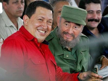 Fidel Castro dice que Chávez fue el 'mejor amigo' de su época de político