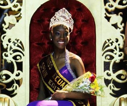 Eligen a la Miss Ecuador en España como parte de una iniciativa social