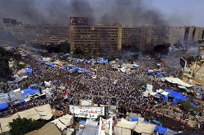 Dos periodistas mueren en disturbios en Egipto