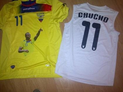 La Selección de Ecuador le rendirá homenaje al 'Chucho' Benítez