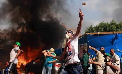Decretan estado de emergencia durante un mes en Egipto