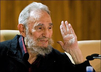 Fidel afirmó que Chávez fue el 'mejor amigo' en su tiempo político