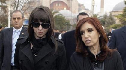Hija de Cristina Fernández participará en el Festival de cine de Unasur