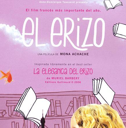 Hoy 'El Erizo' en cine foro de la UTM