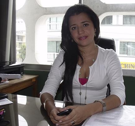 Ingrid Zambrano decide renunciar a su cargo de vicealcaldesa de Sucre