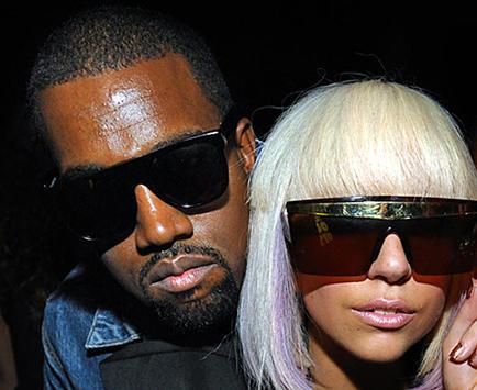 Kanye West y Lagy Gaga cantarán en los VMA's