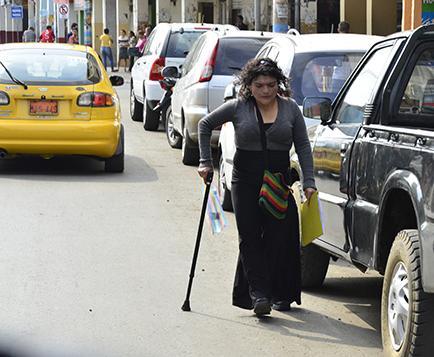 Los miércoles atienden a personas con discapacidad que buscan un trabajo