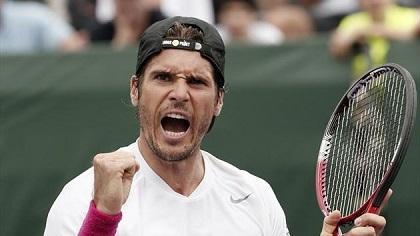 Tommy Haas se enfrentará a Roger Federer en los octavos de Cincinnati