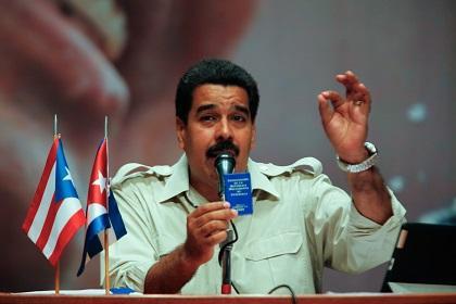 Maduro envía carta de felicitación a Cartes y le pide trabajar juntos