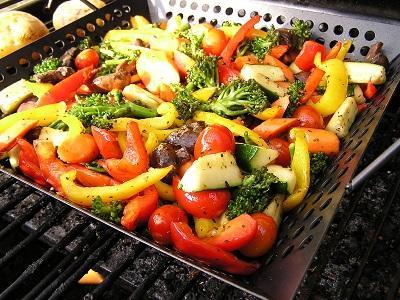Coma más vegetales