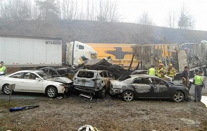 Dos personas mueren en accidente de tránsito