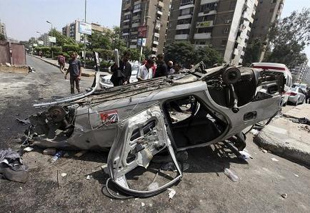 Obama dice que Estados Unidos no toma partido por Egipto