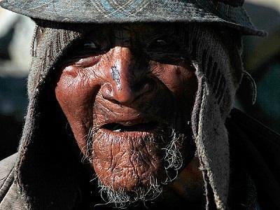 Hombre de 123 años vive en Bolivia