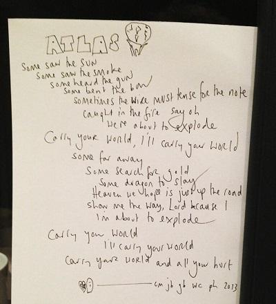Coldplay lanzará su nueva canción 'Atlas' el 26 de agosto