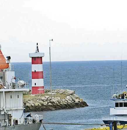 Autoridades: 'urge' la inversión en el puerto