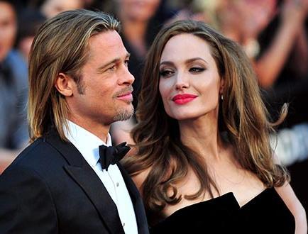 Brad y Angelina buscan casa cerca de Londres
