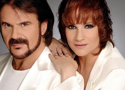 Lucía de Pimpinela tuvo romance con Maradona