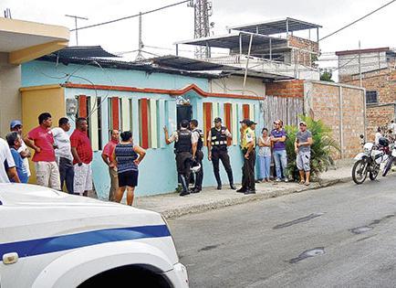 Novios presos con coca en 'El Paraíso'