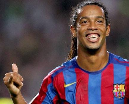 Ronaldinho confiesa que tenía sexo antes de cada partido cuando jugaba en Barcelona