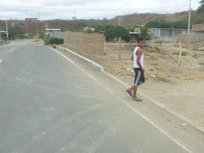 En Masato piden no utilizar la calle como pista de carrera