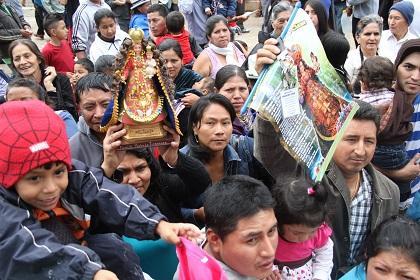 Virgen del Cisne convoca a miles de devotos