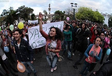 El fin de la iniciativa Yasuní despierta polémica en las calles y redes sociales
