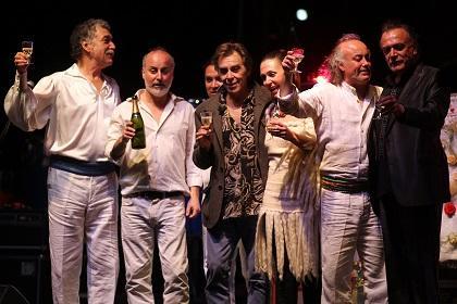 Los Jaivas celebran cinco décadas de carrera musical con concierto en Chile