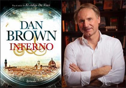 'Inferno' sigue en la lista de los libros más vendidos