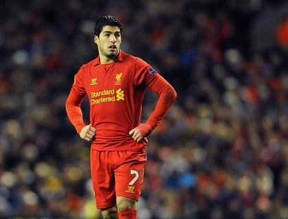 Luis Suárez vuelve a entrenarse con el Liverpool tras una semana apartado