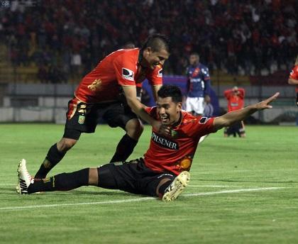 Deportivo Cuenca venció al Deportivo Quito