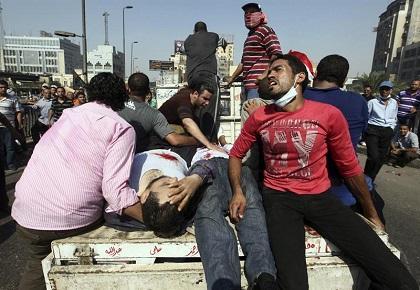 Nuevos choques dejan más de 30 muertos en Egipto