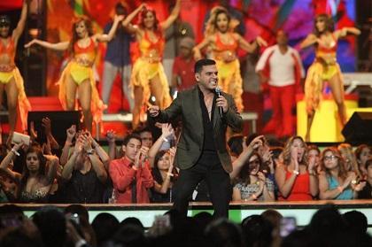 Telemundo premió a artistas en una noche de gala